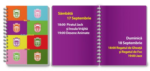 Agenda Kulturestock 17-18 septembrie